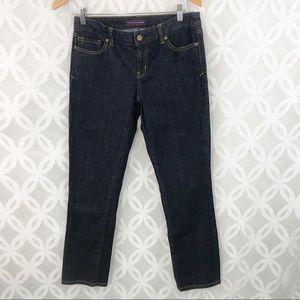 Tommy Hilfiger Straight Leg Petite Jeans